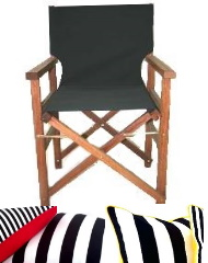 All-in-one Director's Chair Covers