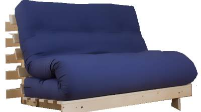 Gt French Blue Canvas Futon Covers French Blue Canvas Futon