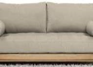Calico Futon Covers from £23, Natural Cotton Futon Covers from £32, UK