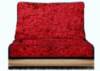 Velvet Futon Covers